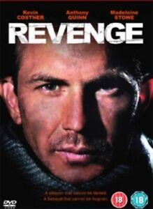 Revenge (Kevin Costner, Madeleine Stowe, Anthony Quinn) New Region 4 DVD