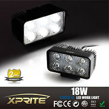 "Xprite 18W 5"" LED Work Light SPOT Lamp for Truck 4WD 4X4 OffRoad Jeep"
