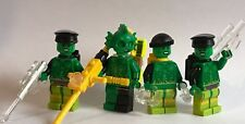 Lego piezas originales de Star Wars 4 Galactic Piratas Personalizado armas mochilas