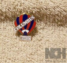 COLUMBUS BALLOON FESTIVAL BALLOON PIN