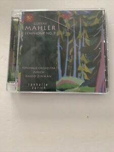 Gustav Mahler-Symphony No. 7 SACD/CD Sony/RCA Red Seal 19th century romantic