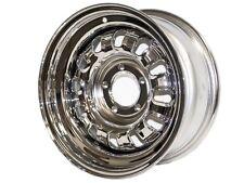 Mustang Wheel Rallye Chrome 5 Lug 14X6 64 1965 1966 67 68 69 70