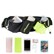Sport Belt Waist Pack Pouch Water Bottle Holder Bag For Running Jogging Hiking