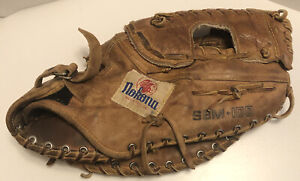 "Nokona SBM-100K 14"" Kangaroo Softball First Base Mitt Right Hand Throw"