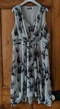 Mint Velvet Printed Dress Size 14