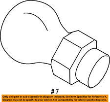 6L2Z13466AB Ford Bulb 6L2Z13466AB