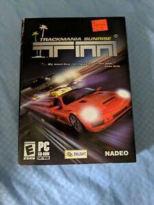 TrackMania: Sunrise - PC BRAND NEW