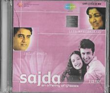 SAJDA AN OFFERING OF GHAZALS - NEW BOLLYWOOD SOUND TRACK CD
