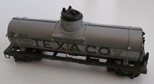 Vintage HO Scale Varney Texaco TCX 7204 Single-Dome Tank Freight Car
