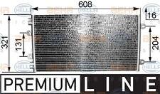 8FC 351 038-301 HELLA Kondensator Klimaanlage
