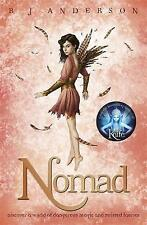 Nomad (Faery Rebels), Good Condition Book, J Anderson, R, ISBN 9781408326480