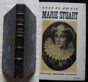 Hb} Stefan Zweig MARIE STUART (Grasset) -relié-