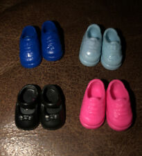 Barbie Doll Kelly Doll Shoes Lot - 4 Pair