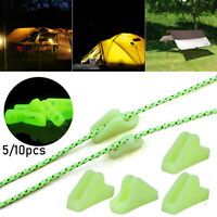 Ropes Stopper Tightening Hook Outdoor Tent Accessories Wind Rope Buckle