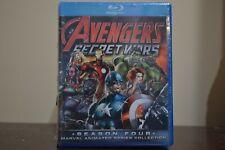 Avengers Assemble Season 4 Blu-ray Set
