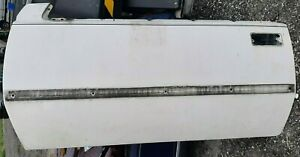 84-85 Toyota Celica Coupe Driver Left Door Shell Bare - Residential Shipping