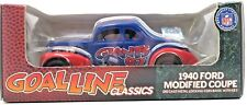 Ertl Goalline Series 1940 Ford Modified Coupe New York Giants 1997