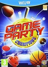 Game Party Champions (Wii U) Nuovo e Sigillato