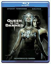 QUEEN OF THE DAMNED (Aaliyah)  -  Blu Ray - Sealed Region free