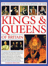 Kings and Queens of Britain, Charles Phillips, New Book