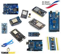 Carte dévelop Nano Uno Mega Pro esp32 CH340 CP2102 stm32 D1 wifi pour Arduino