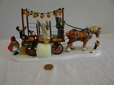 Dept 56 Halloween Hayride Village Accessories 55148 Horse Children Costumes