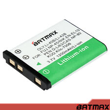 Batmax 1 Pc Li-42B Li42B Li-40B Rechargeable Battery for OLYMPUS U700 U710