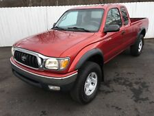 2001 Toyota Tacoma Base Extended Cab Pickup 2-Door