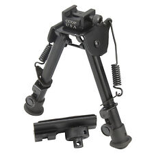 "CCOP USA 7.7"" Picatinny Rail Mount Adjustable Tactical Rifle Bipod BP-79S"