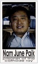 Nam June Paik (Documentary DVD, ART/new york)