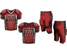 Fully Custom American Football Jerseys & Pants Adult Youth Sport Uniform Kit NEW