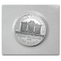 Austrian €1.50 Vienna Philharmonic 2012 1 oz .999 Silver Coin (Specially Sealed)