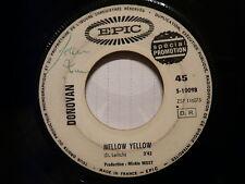 DONOVAN Mellow yellow / Sunny south Kensington 5 10098 PROMO