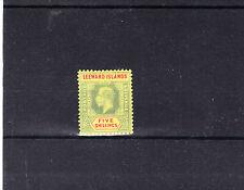 George V (1910-1936) Leeward Islands Colony Stamps