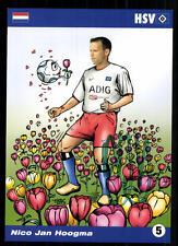 Nico Jan Hoogma Autogrammkarte Hamburger SV 2003-04 2. Karte +A 96259
