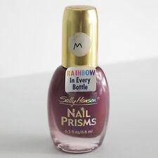 Sally Hansen - 06 Ruby Sapphire - Holo NAIL PRISMS Nail Polish .3oz bottle