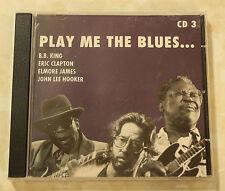PLAY ME THE BLUES CD VOLUME 3 GC