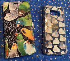 Samsung Galaxy S8 Bird Phone Cases Used