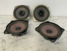 BMW E36 3 series Set of Front & Rear Footwell / Roof Speakers x4 for Touring