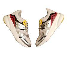 New Rare Guess USA Tinsley Color-Block Metallic Dad Shoes - Size 12
