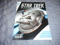 Star Trek Starships Collection Magazine #4 - ENTERPRISE NX-01