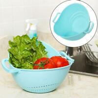 Qualität Küche klappbar faltbar Sieb Frucht Reis Gemüse Sieb Korb Tragbar Se /h