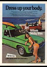 "1976 HJ HX HOLDEN PANEL VAN AD A1 CANVAS PRINT POSTER FRAMED 33.1""x23.4"""