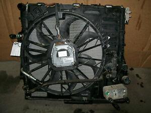 BMW X5 E53 4,8isA N62 SET COOLER KUHLER RADIATOR LADELUFTKUHLER KONDENSATOR