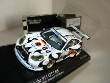 1/43 PORSCHE 911 GT3 RS 24h Le Mans 2004 #84 by MINICHAMPS
