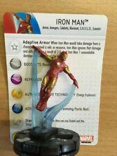 10th aniversario Marvel Heroclix Marvel Iron Man #009