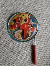 Vintage Tin Noise Maker Made In Germany