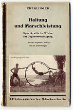 Kreglinger: Haltung und Marschleistung, 1942