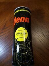 Vintage Penn X-76 Yhd Tennis Ball Can - Empty