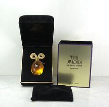 White Diamonds Elizabeth Taylor Pure Parfum 0.25oz/7.5ml